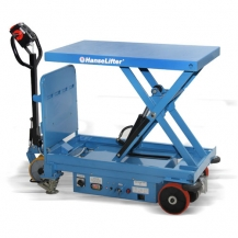 comfort semi-electrical table E-TF50 - 500 kg capacity