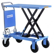 Cross country lifting table 200 kg capacity SPAG200